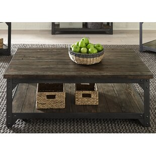 Gillan Rectangular Coffee Table