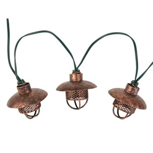 Williston Forge Beiler 14.75 ft. 20-Light Globe String Light