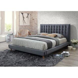 George Oliver Carl Upholstered Platform Bed