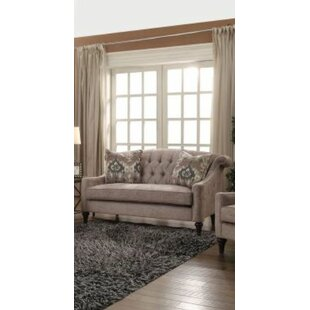 Horacia Loveseat Darby Home Co