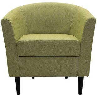 Ebern Designs Molinari Club Chair