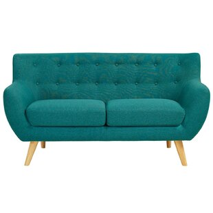 Meggie Upholstered Loveseat