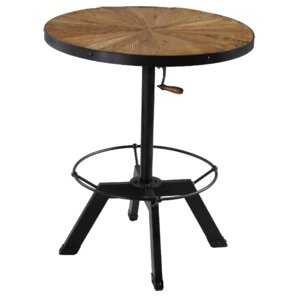 Palisades Adjustable Height Pub Table by ..