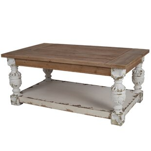 Check Prices Trouville Coffee Table by One Allium Way Reviews (2019) & Buyer's Guide