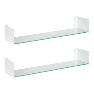 Modern Contemporary Floating Shelf Drawer Allmodern
