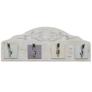 Kaya Wall Mounted Coat Rack By Lily Manor
