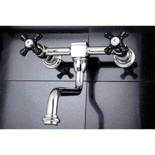 Duchess Wall Mount Center Vessel Faucet