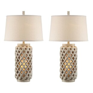 Camp Lantern 32 Table Lamp (Set of 2)