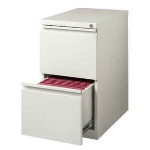 2-Drawer Mobile Pedestal by CommClad Best Choices
