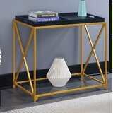 Gaspard 34.5 Console Table by Everly Quinn