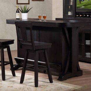 ECI Furniture Rum Point Bar with Wine Storage