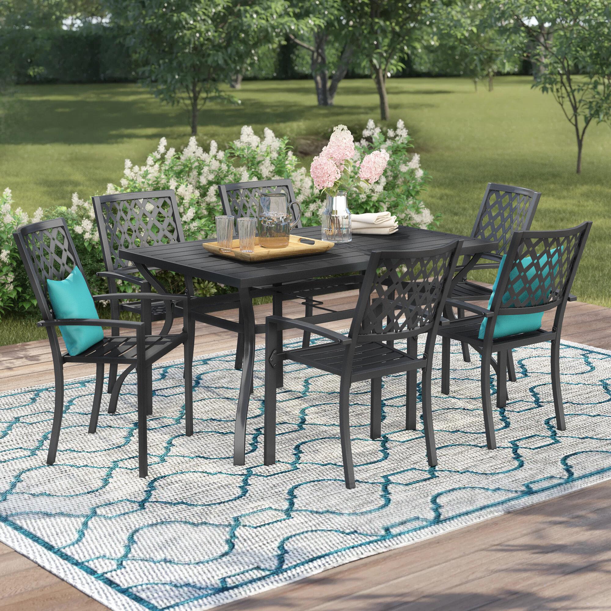 Table Runner /'Allium/' Textile Decoration Living Room Dining Patio Garden balcony