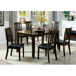 Healdton 7 Piece Extendable Dining Set