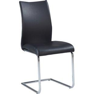Orren Ellis Souhail Upholstered Side Chair (Set of 4)