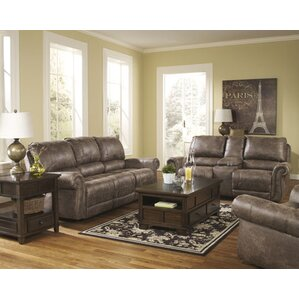 Ashley Signature Design Evansville Configurable Living Room Set