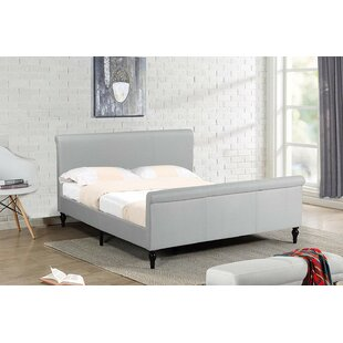 Pool Sleigh style platform bed