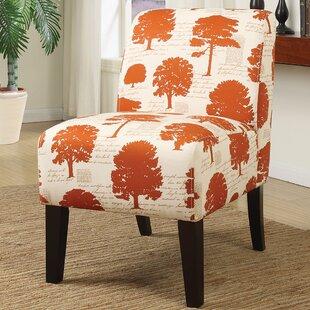 Addingrove Slipper Chair by Charlton Home Bargain