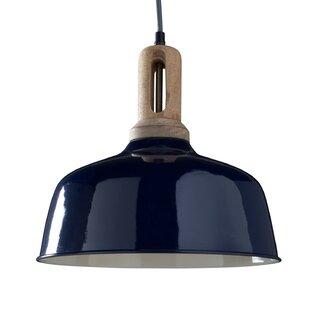 Glenam 1-Light Dome Pendan..