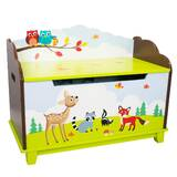 Enchanted Woodland Toy Chest by Fantasy Fields
