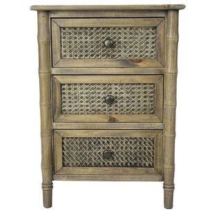 EmeraldCove 3 Drawer Accent Chest by Bay Isle Home