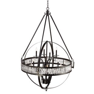 Mercer41 Charlize 12-Light Globe Chandelier