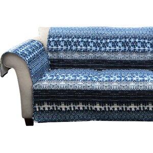 Lambert Tie Dye Box Cushion Loveseat