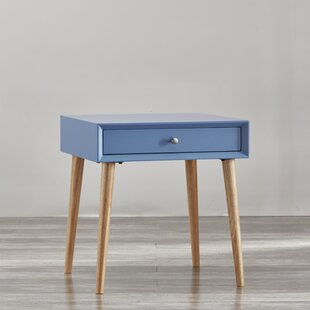 Best Choices Blakeney End Table With Storage By Mercury Row