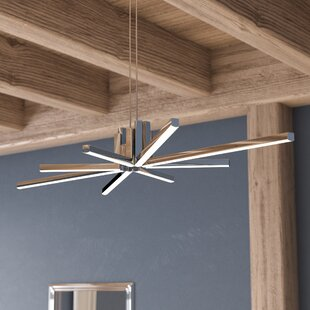 Wade Logan Dublin 8-Light LED Chandelier