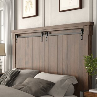 Mattalyn Panel Headboard by Gracie Oaks