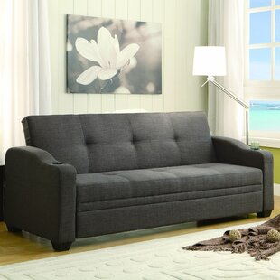 Stockton Elegant Sleeper Sofa by Wrought Studio