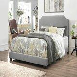 Surgener Upholstered Standard Bed by Charlton Home®