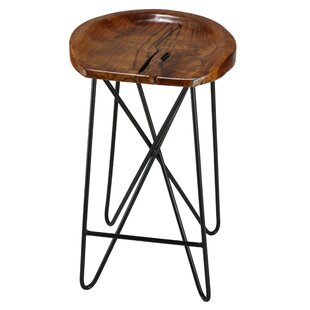 25.5 Bar Stool Bare Decor