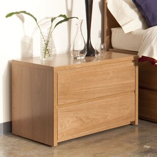 Orren Ellis Kadon 2 Drawer Dresser