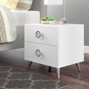 Magnus 2 Drawer Nightstand