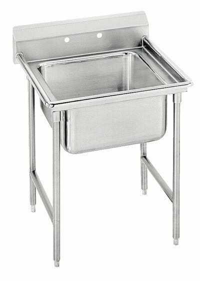 Advance Tabco 930 Series 29 X 35 Free Standing Service Sink Wayfair
