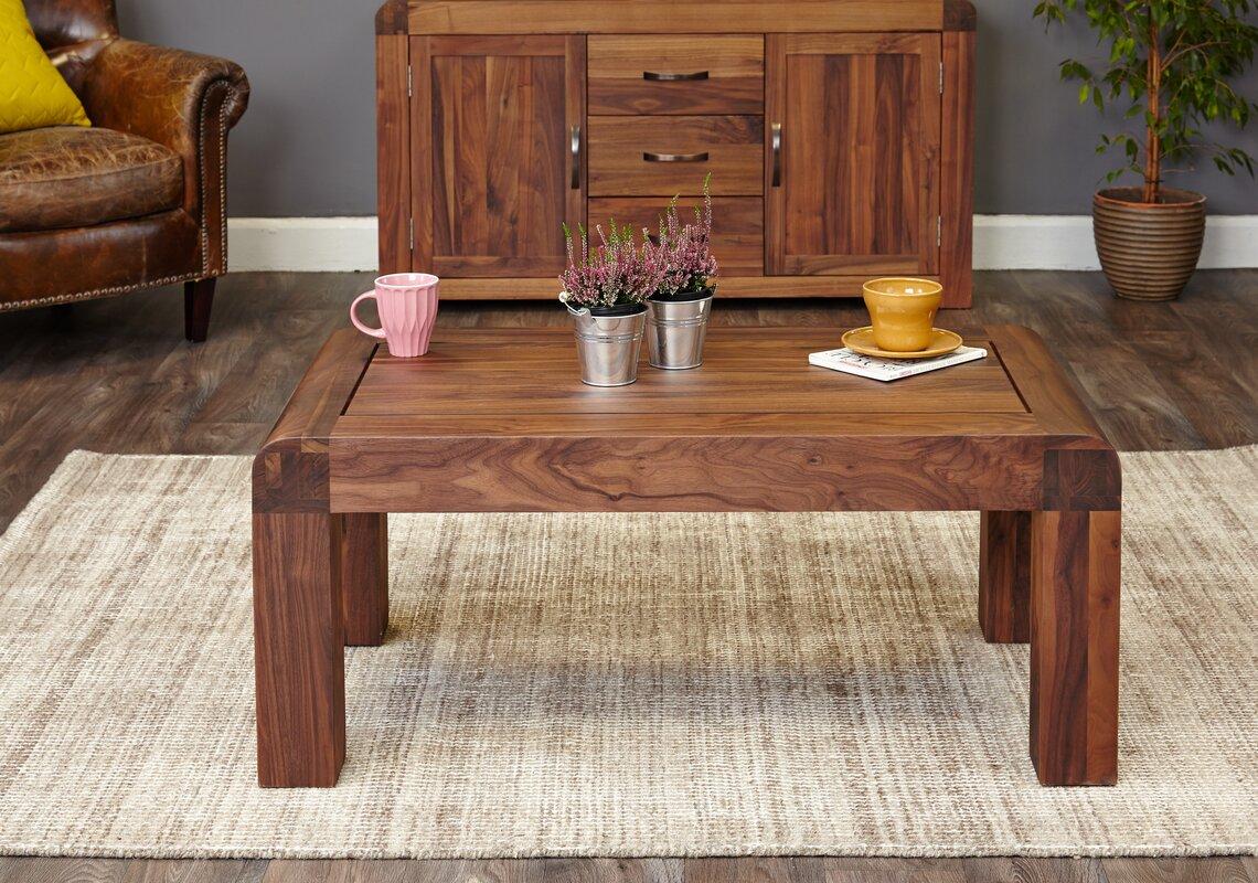 Shiro Walnut Range Coffee Table