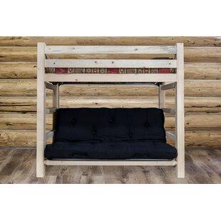 Abella Bunk Bed 44 Non-Toxic Cotton Twin Futon Mattress
