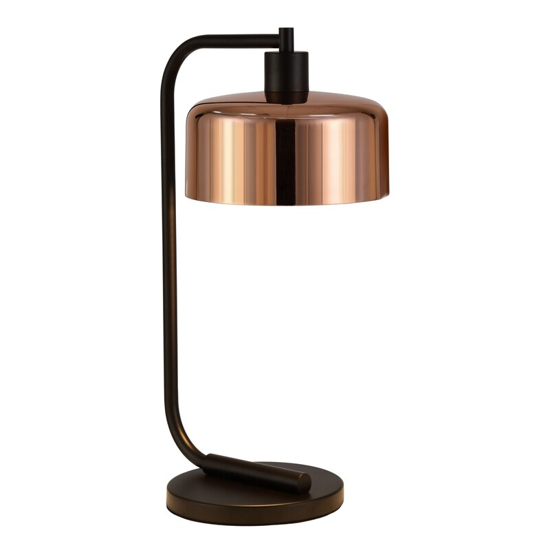 Foundstone Enrique 20 5 Arched Table Lamp Reviews Wayfair