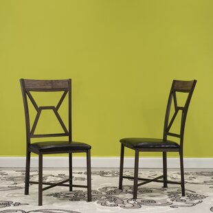 Villar Upholstered Dining Chair (Set of 2)