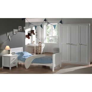 Aldrich 4 Piece Bedroom Set By Harriet Bee