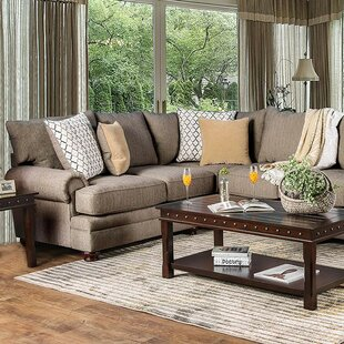 Online Reviews Fargo Sectional by Darby Home Co Reviews (2019) & Buyer's Guide