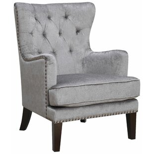 Tuggle Wingback Chair by House of Hampton