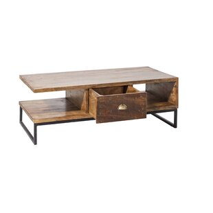 Shuksan Coffee Table By Union Rustic
