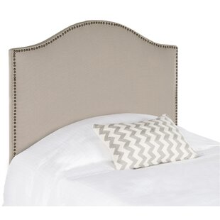 Rumford Queen Upholstered Panel Headboard by Charlton Home