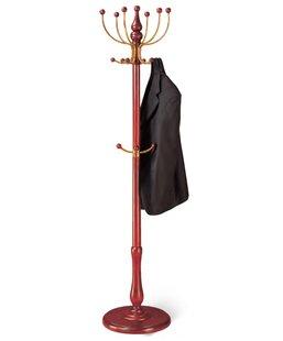 Wooden Floor Standing Tree Coat Rack by Cosmopolitan Furniture