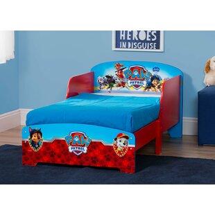 Toddler Paw Patrol Bunk Bed Wayfair