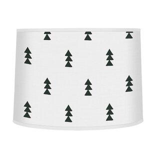 Bear Mountain 10 Drum Lamp Shade