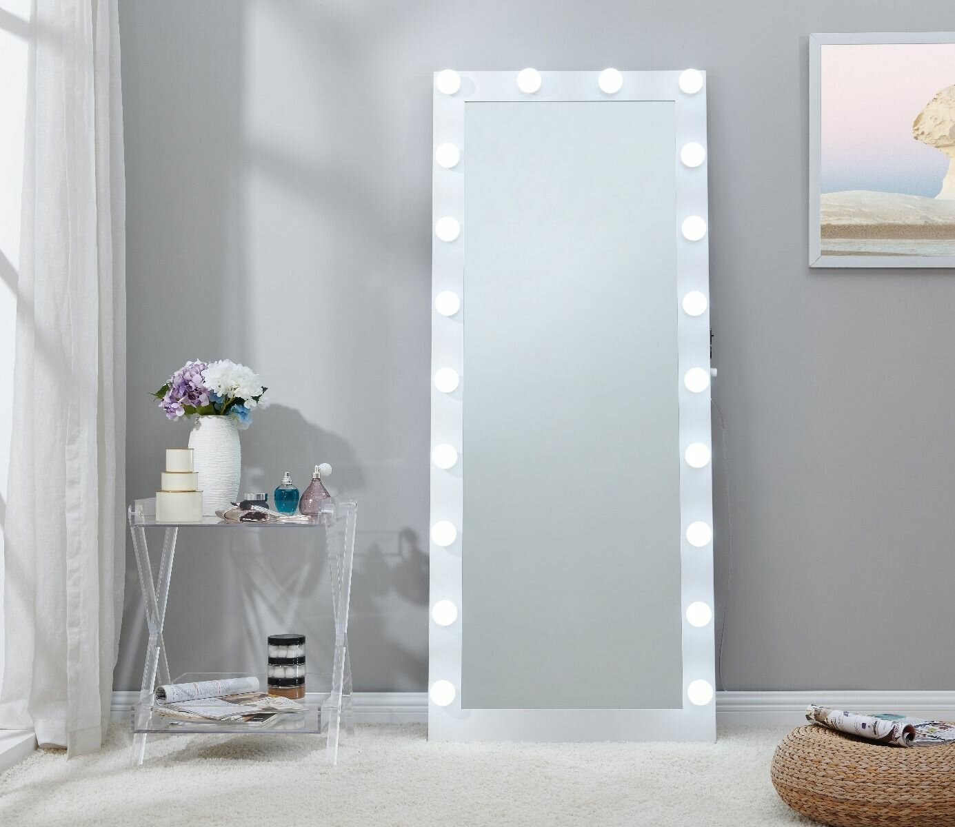 Ivy Bronx Zythum Full Length Mirror