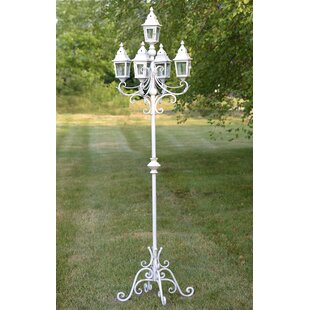 Glencoe Iron Candelabra 5-Light 86
