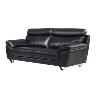 Valencia Leather Sofa